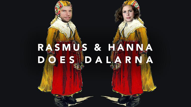 Rasmus och Hanna does Dalarna