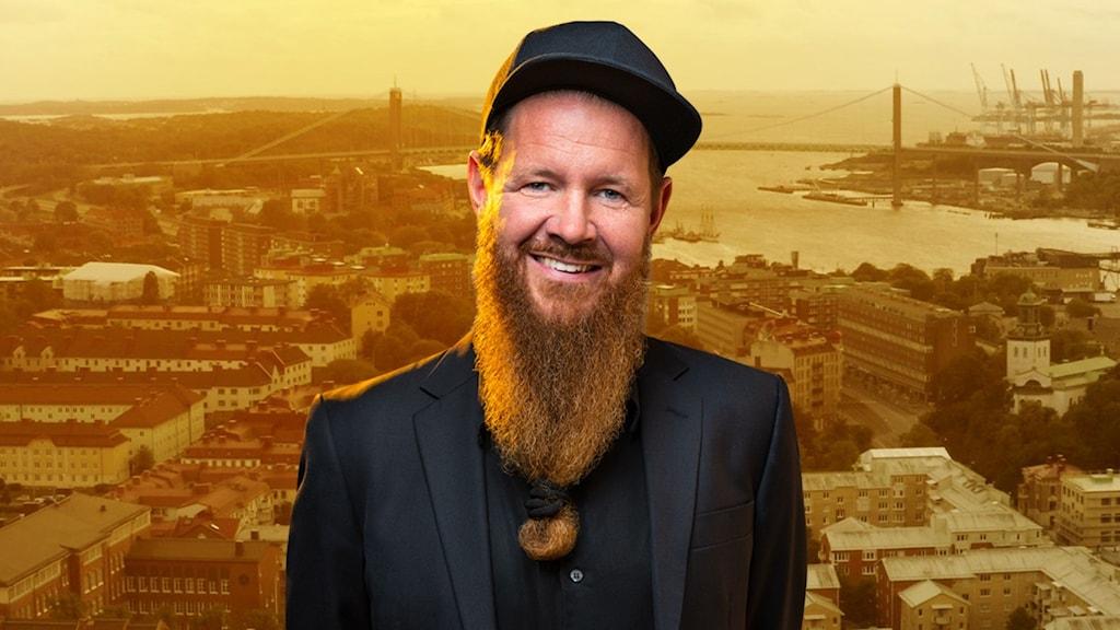 Bilden föreställer Christer Lundberg.
