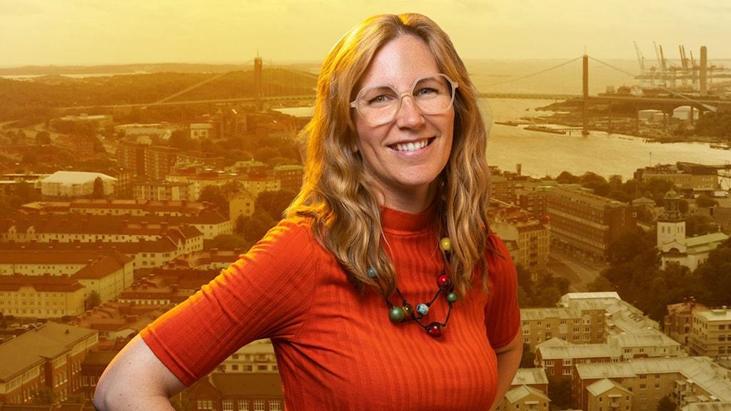 Bilden föreställer Hanna Andersson.