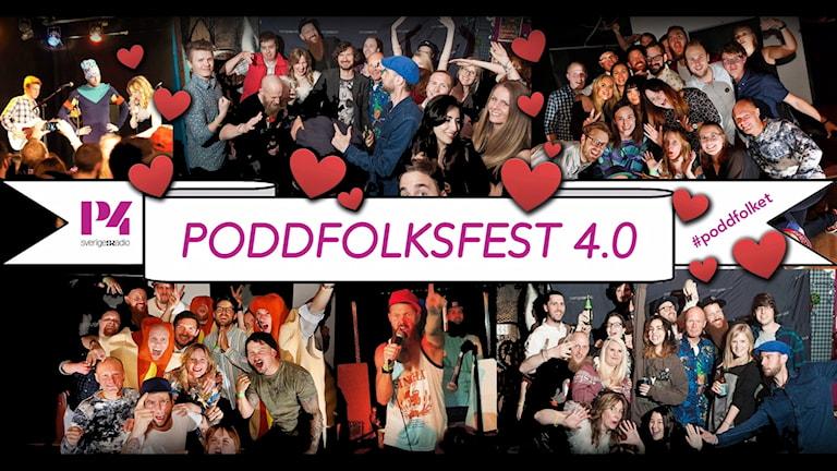 Poddfolksfest 4.0