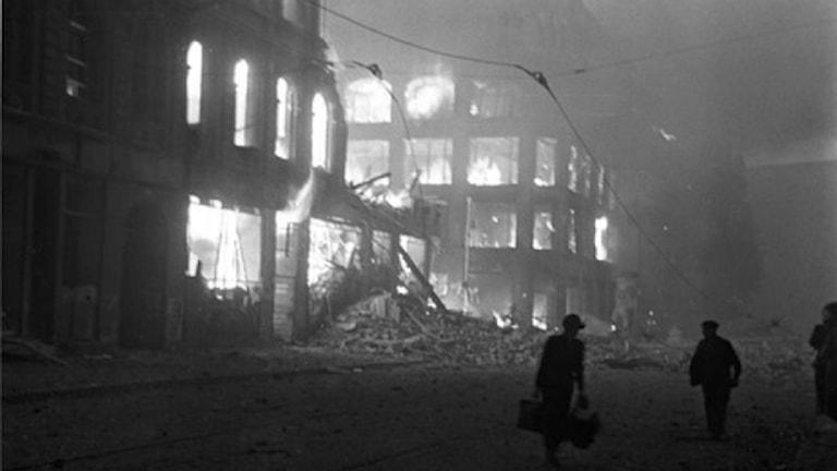 Berlin brinner 1943