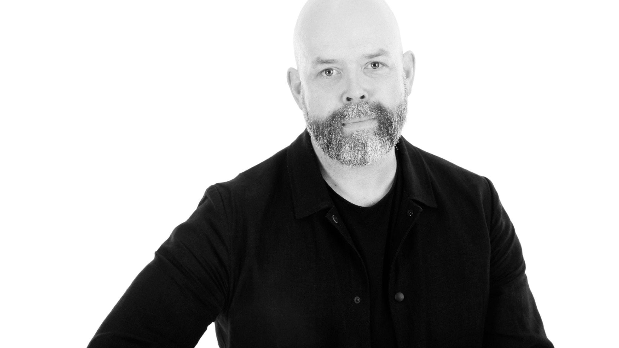 Programledare Jocke Wallgren