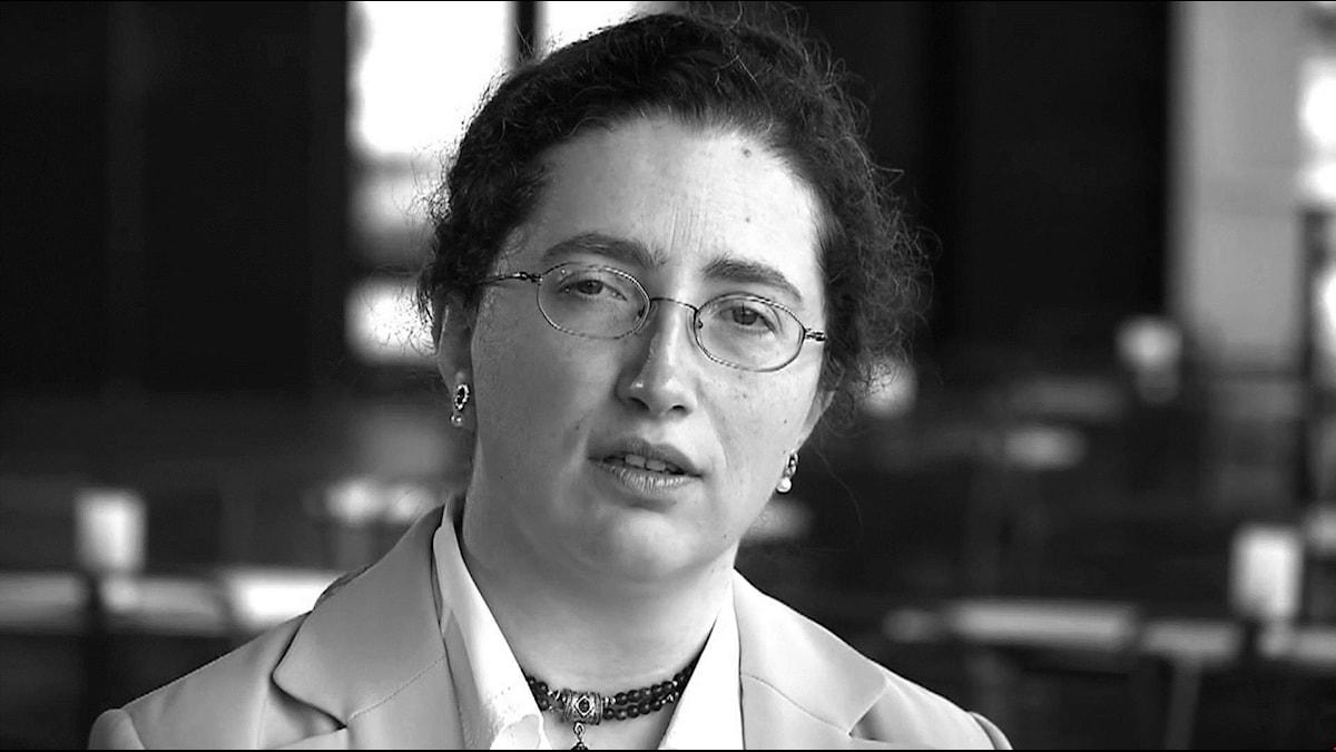 Tonsättaren Edina Hadžiselimovic flydde från Bosnien.