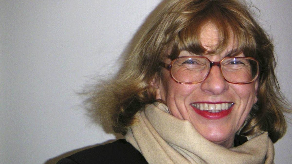 Elzbieta Sikora - både elektroakustisk och klassisk tonsättare. Foto: Privat
