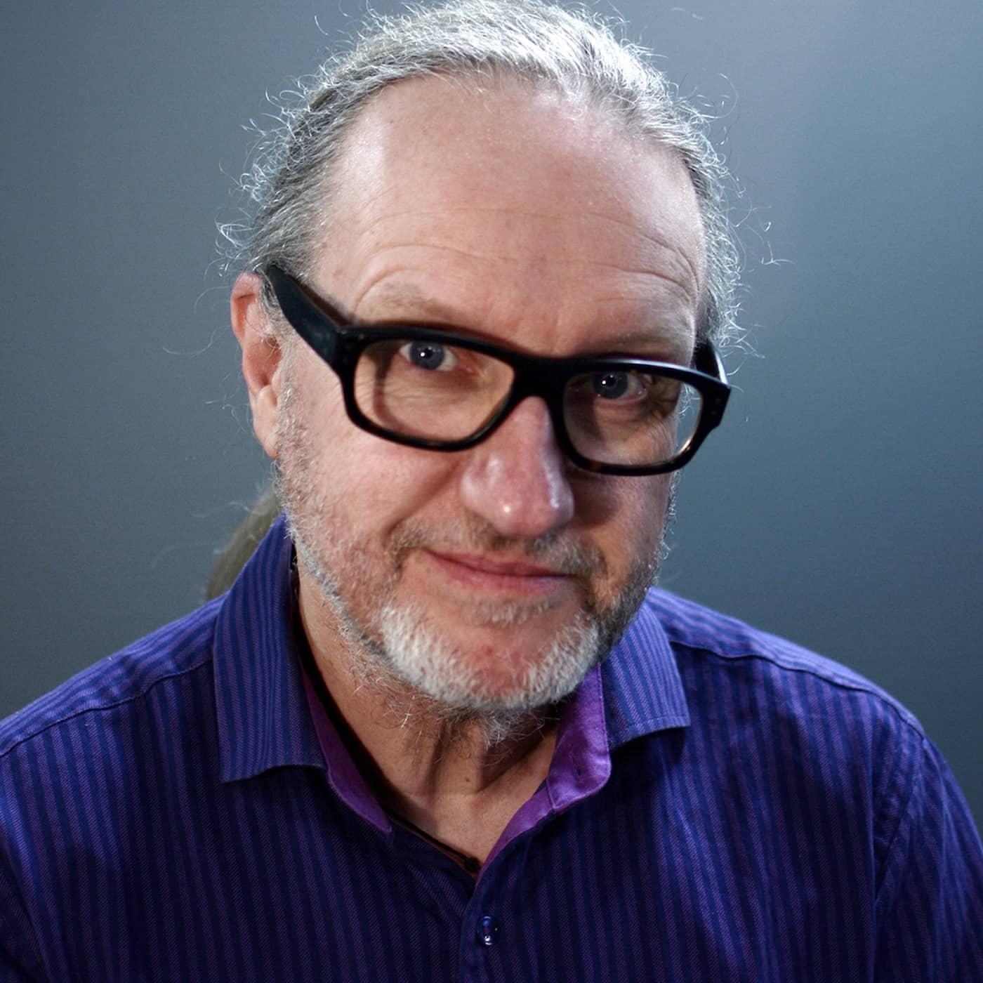 Kent Olofsson - rockgitarristen som blev tonsättare och kompositionslärare i elektronmusik.