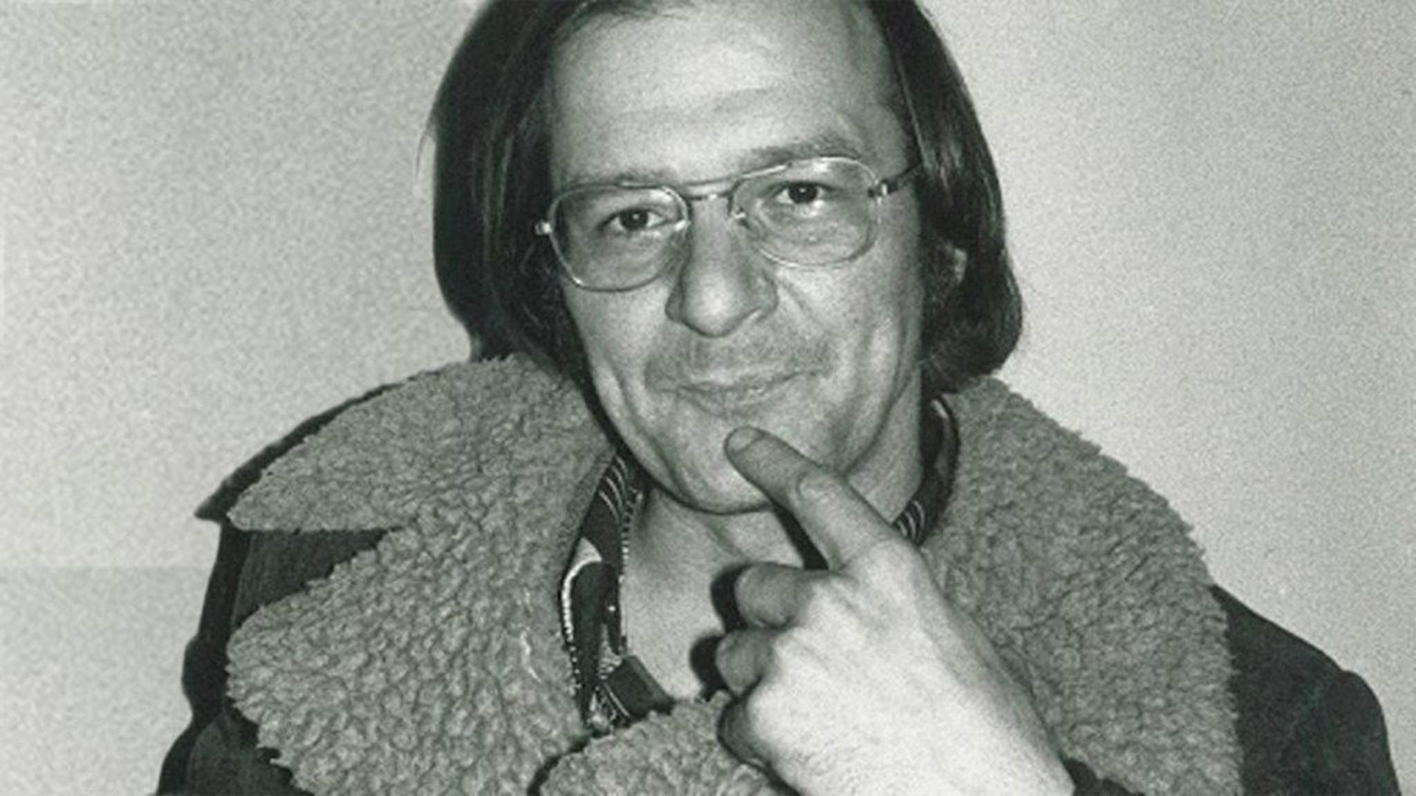 Claude Vivier kandansisk tonsättare. Foto: Privat