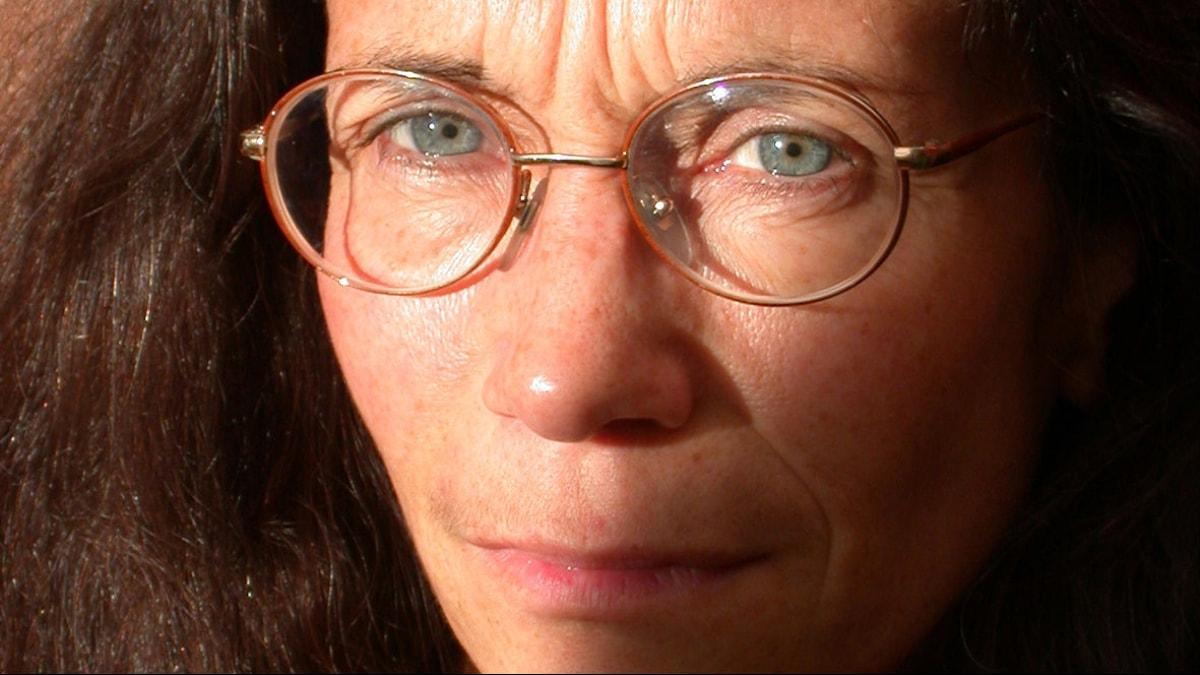 Tonsättaren Madeleine Isaksson. Foto: Jean-Louis Garnell