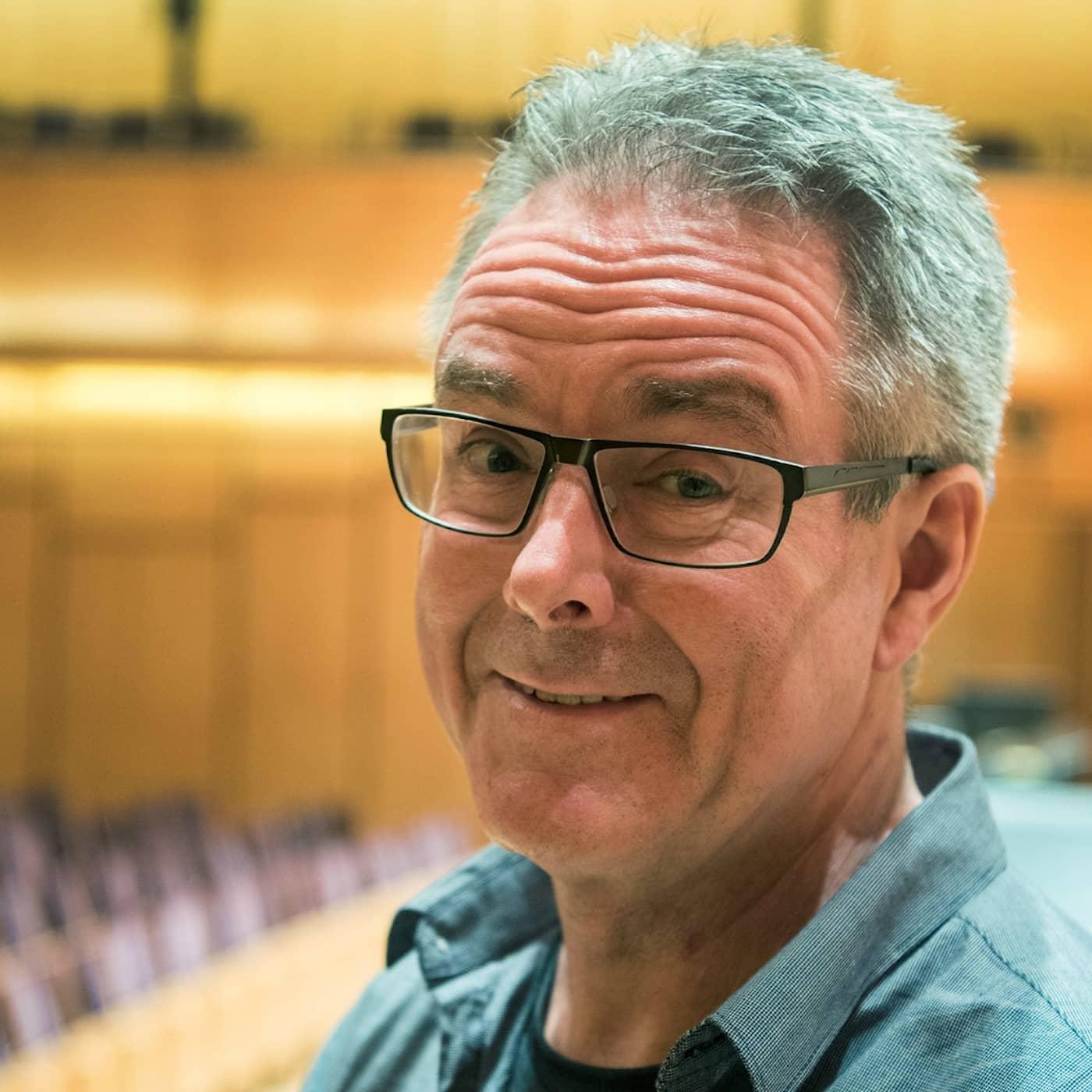 Nils Henrik Asheim skrev musik av samernas ord för snö. Vann Nordiska Rådets musikpris 2018.