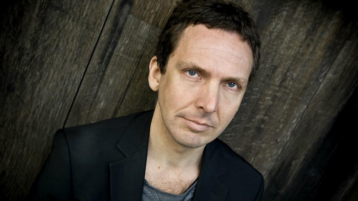 Tonsättaren Jesper Nordin. Foto: Freddie Sandström.