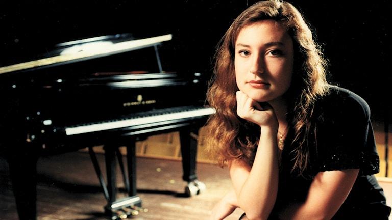 Två pianister: Francisca Skoogh och Fredrik Ullén, båda även konstnärliga forskare.