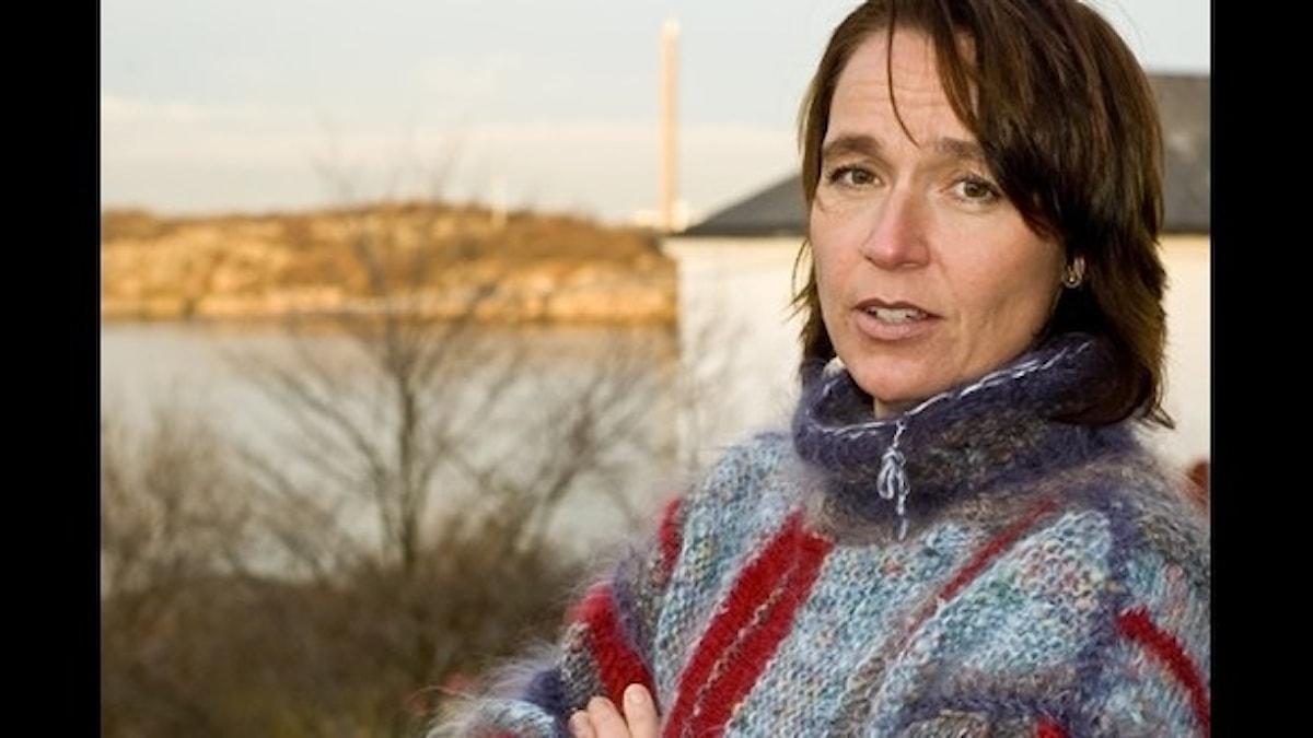 Tonsättaren mm Paula af Malmborg Ward.