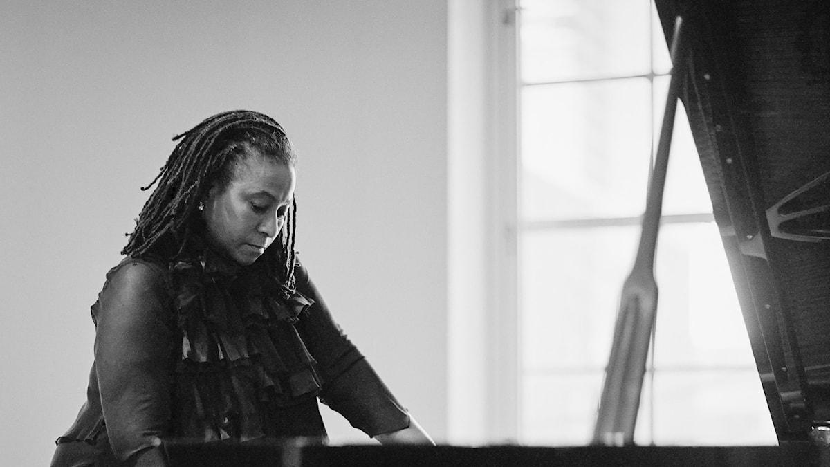 Jazzpianisten Geri Allen. Foto: Rob Davidson pressbild