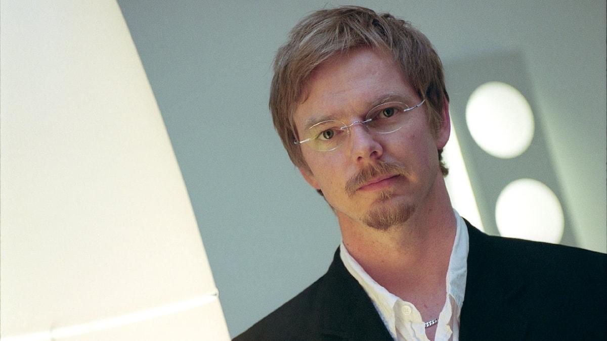 Kompositören och saxofonisten Henrik Frisk. Foro: http://www.henrikfrisk.com