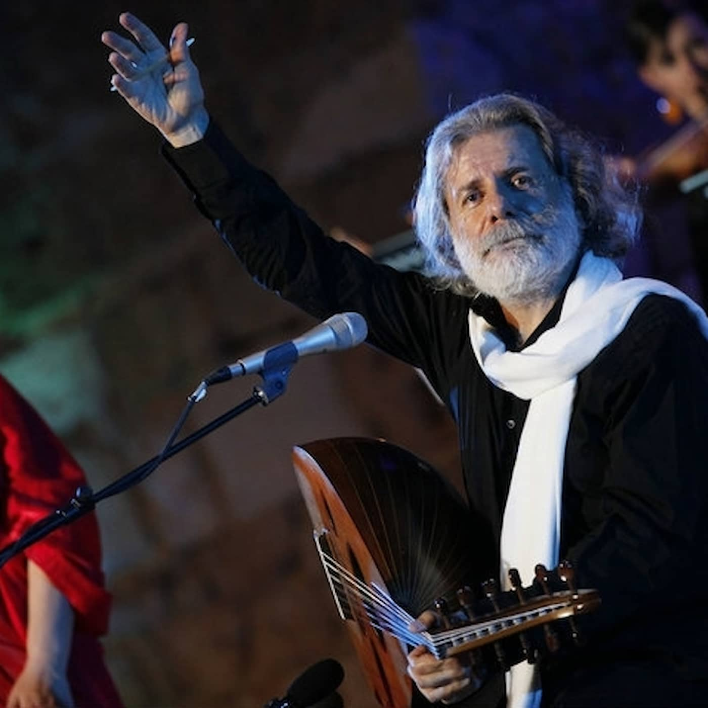 Marcel Khalife - Libanons Pete Seeger. Oudspelare och musikalisk frihetskämpe.