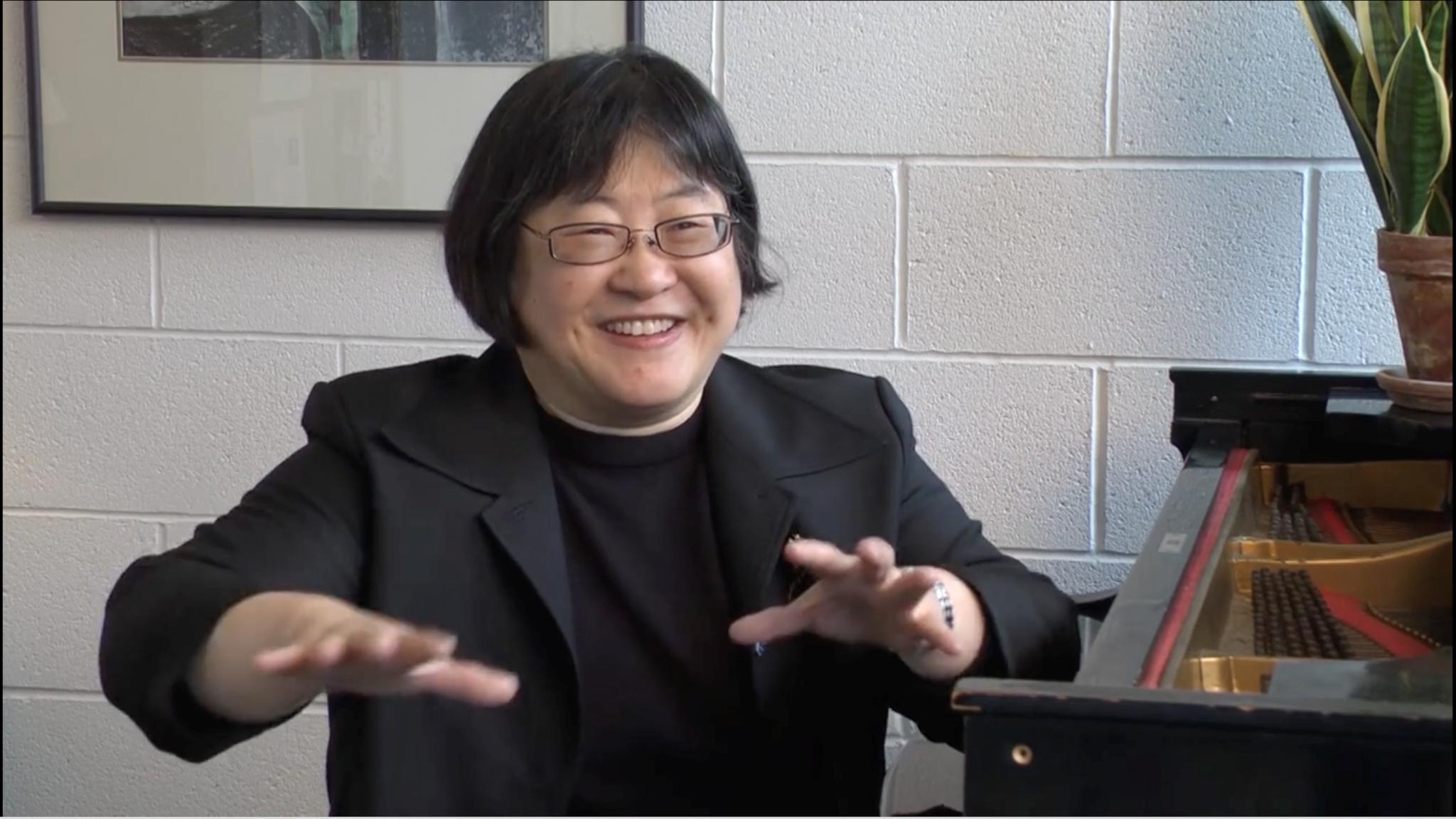 Chen Yi - kinesisk-amerikansk tonsättare och musik från Nordkorea