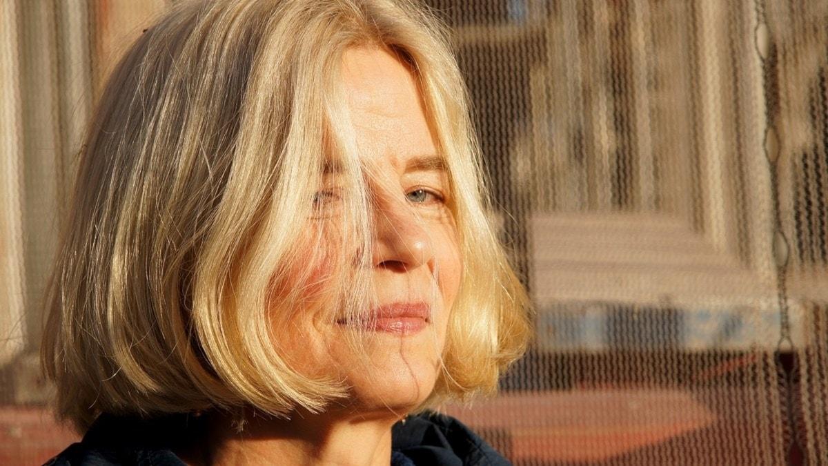 Den svenska ljudskonstnären Hanna Hartman. Foto / Pressbild Helga Brekkan.