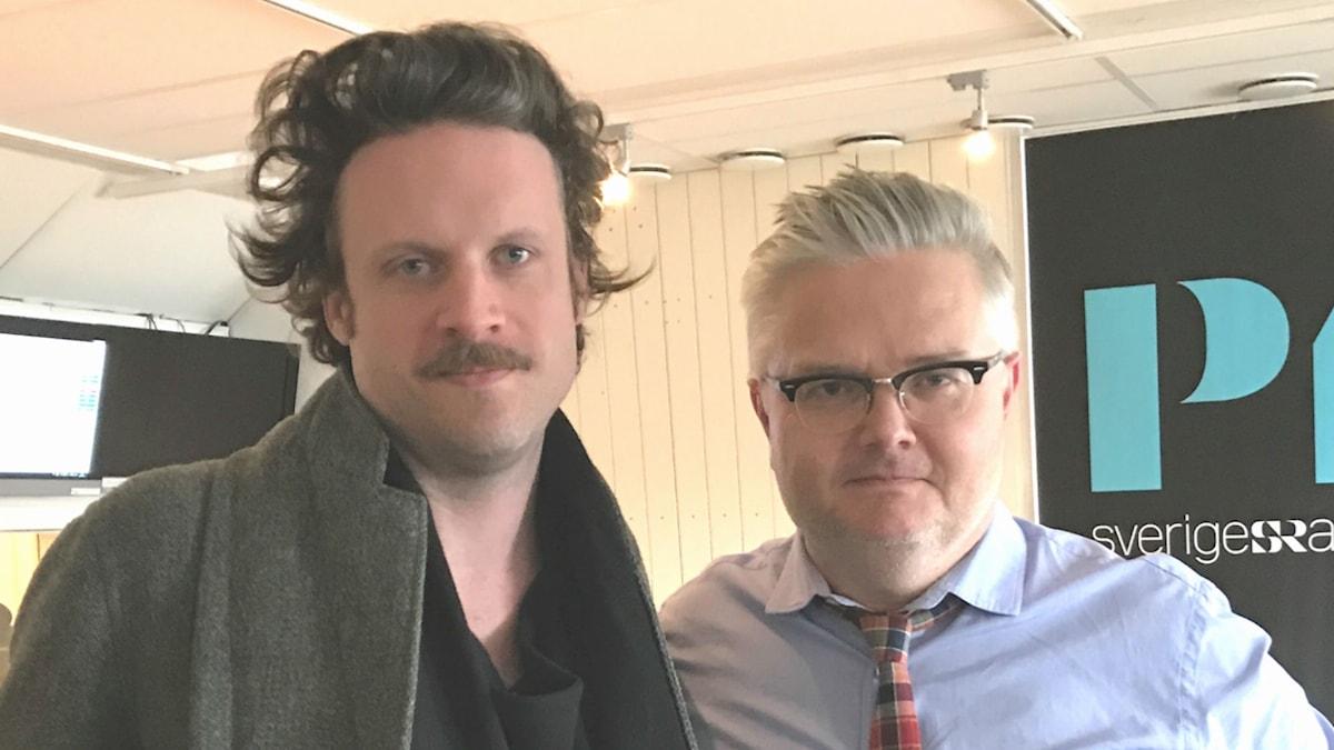 """Joshua Tillman med artistnamnet Father John Misty, gästar Gradvall och gör en närstudie av nya albumet """"Pure Comedy""""."""