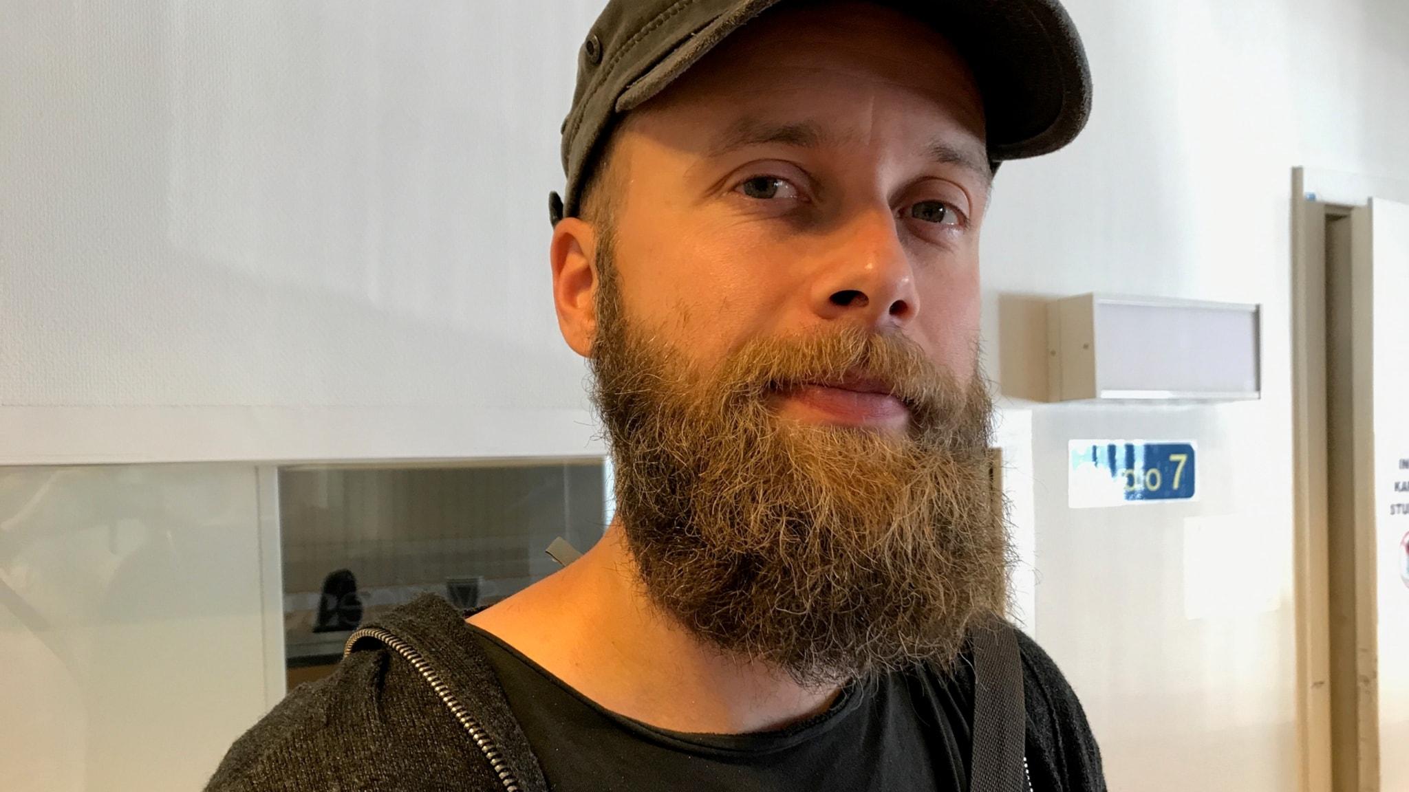 Jens Bogren, hårdrockproducent.