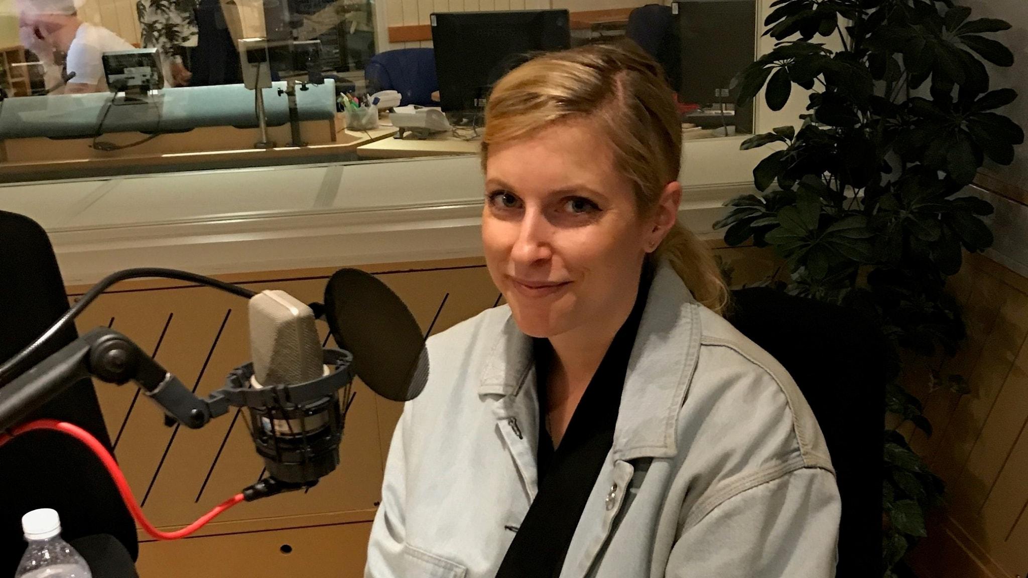 Norska Susanne Sundfør gästar Gradvall.