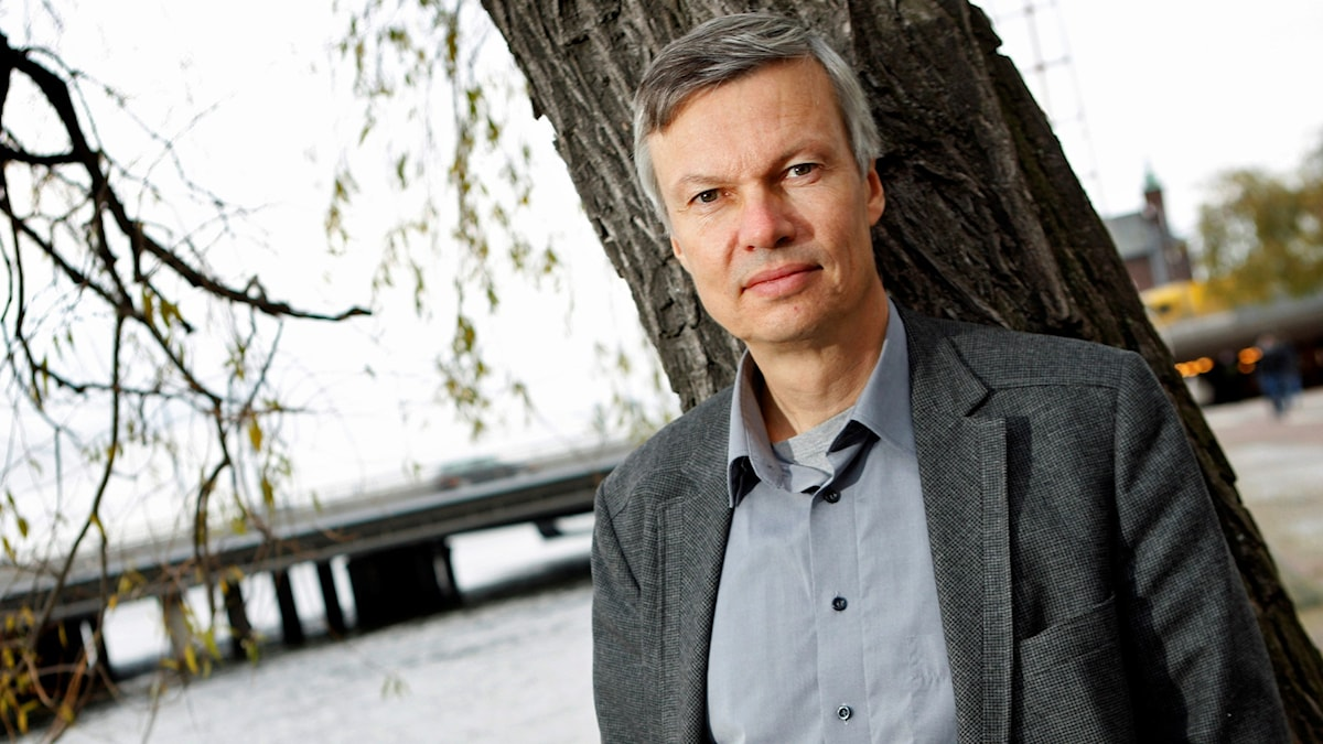 Anders Turesson. Foto: Fredrik Persson/TT.