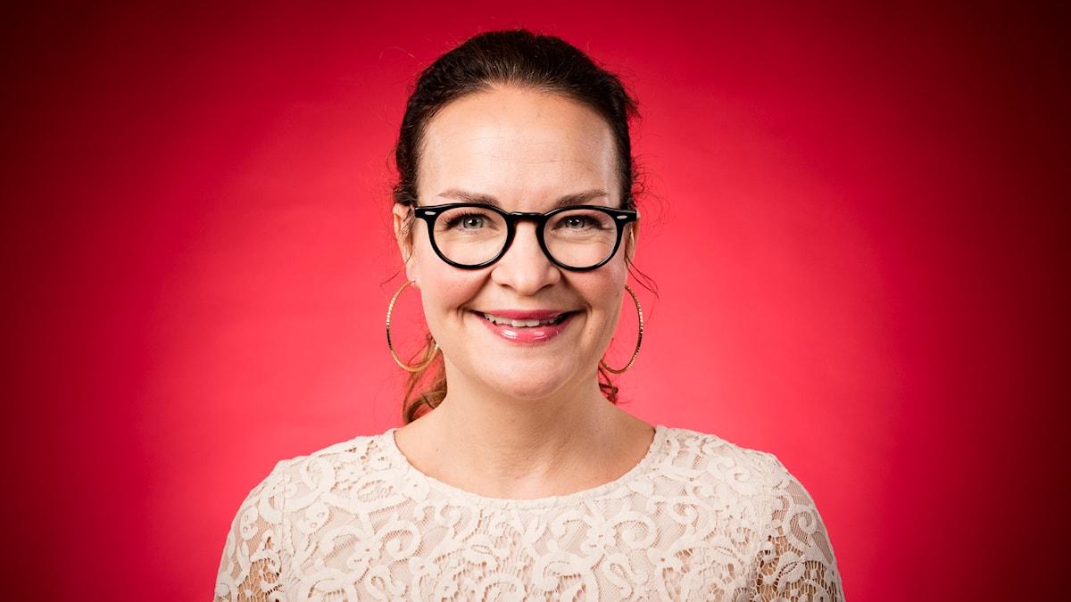 Elin Ek. Foto: Micke Grönberg/Sveriges Radio.