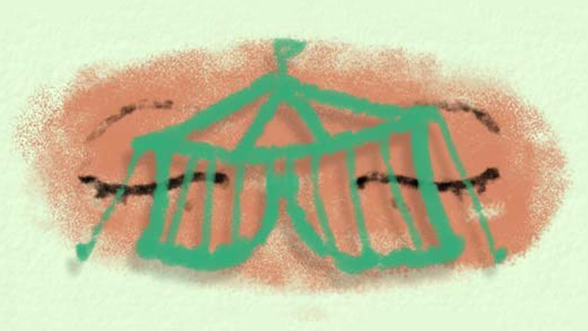 Fantasiresor del 4, 2012: Cirkusmysteriet. Illustration: Ingrid Flygare/Sveriges Radio