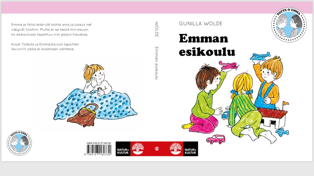 Meän Kläpit - EMMAN ESIKOULU - EMMAS FÖRSKOLA