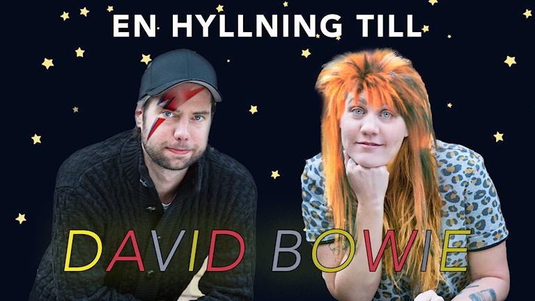 Vi hyllar Bowie
