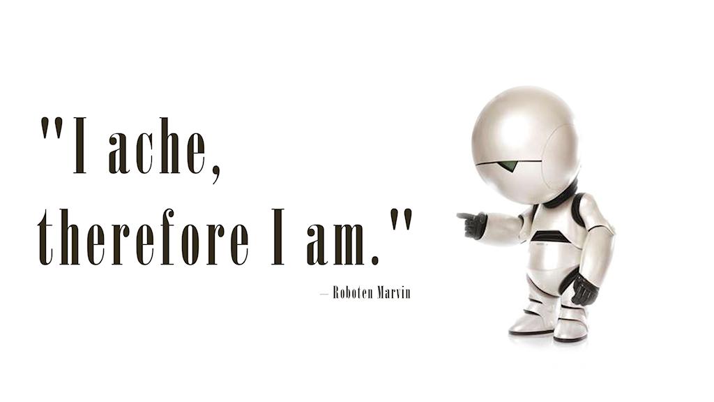 Roboten Marvin
