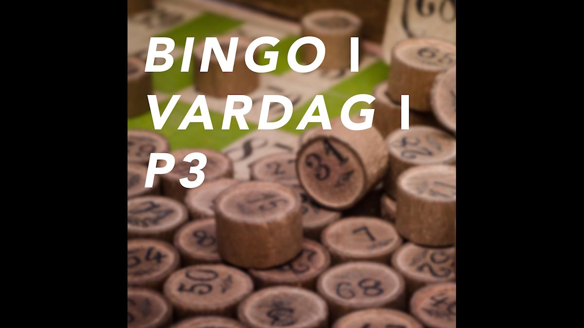 Bingo i vardag i p3