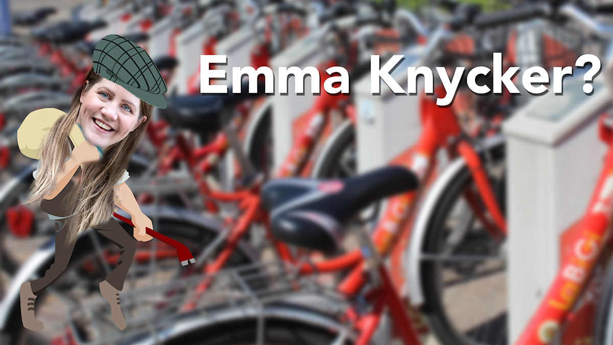 Emma knycker?