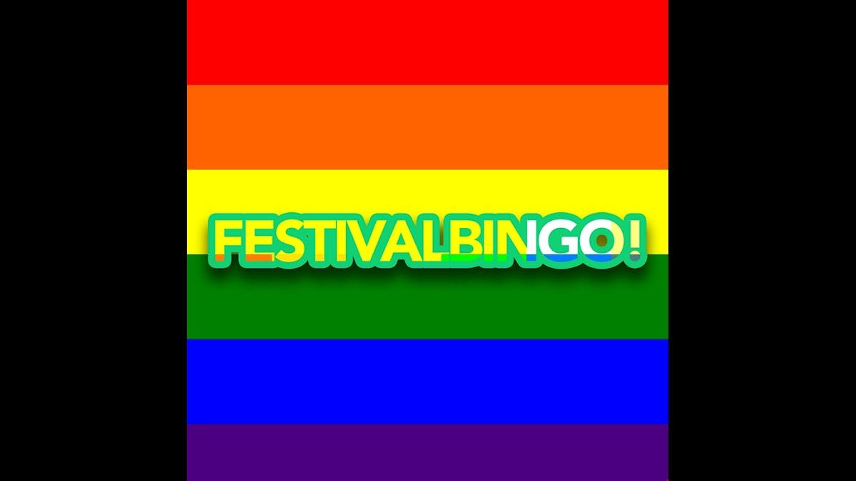 Festivalbingo!