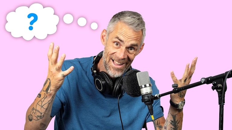 Jonas Leksell, Barnmorgon vid mikrofon
