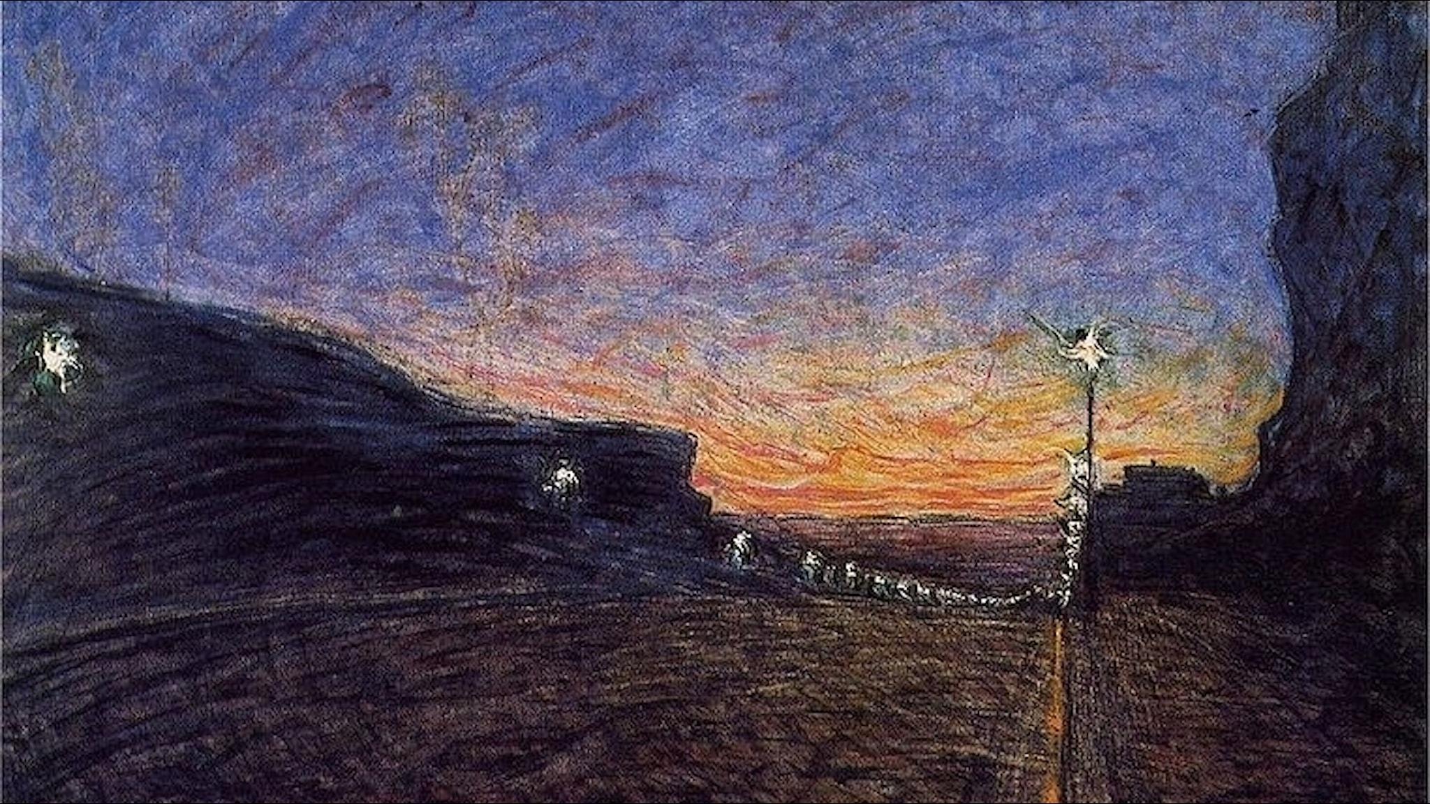 Hornsgatan av Eugène Jansson