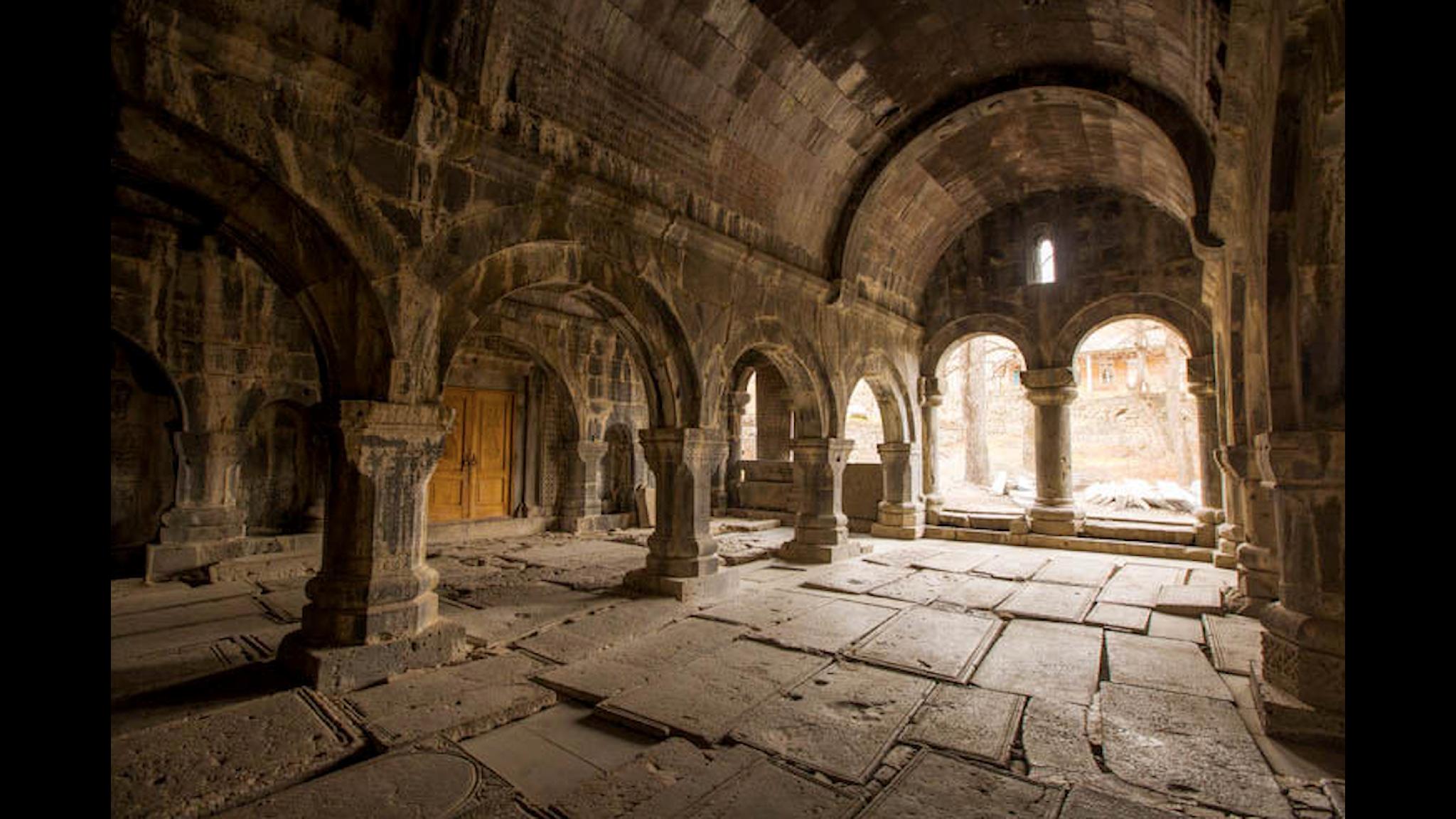 Kyrka i Armenien