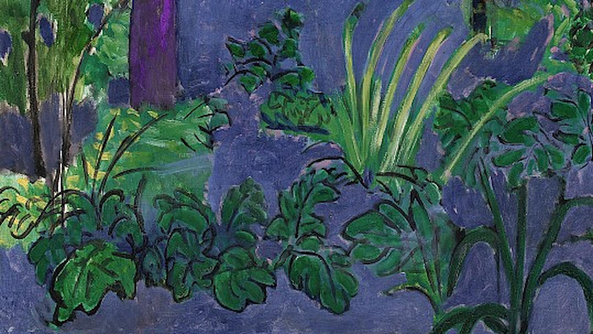 Paysage marocain / Henri Matisse
