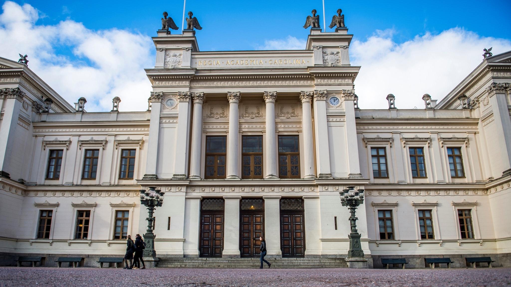 Universitetet i Lund.