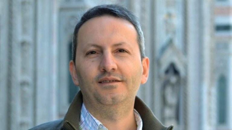 Ahmadreza Djalali. Foto: Privat/TT Nyhetsbyrån