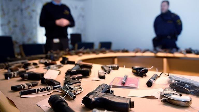 Regeringen vill stoppa den kriminella brottsligheten.