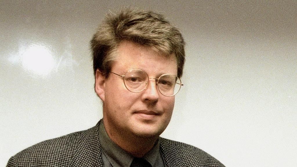 Författaren Stieg Larsson