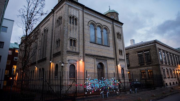 Synagogan i Göteborg