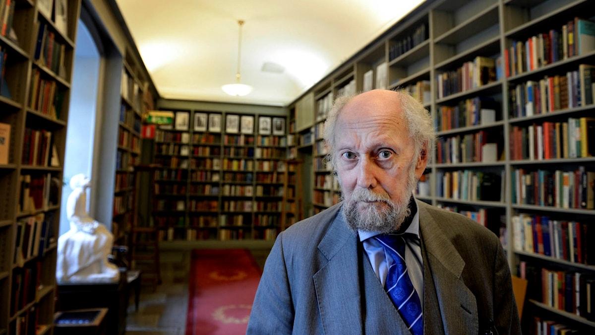 Den svenska författaren Torgny Lindgren är död.