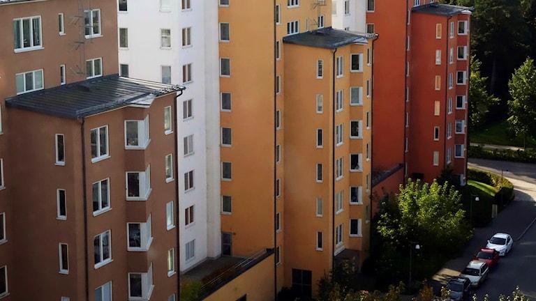 Lägenhetshus