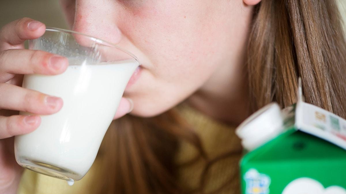 Det kan bli brist på mjölk vid längre kriser.