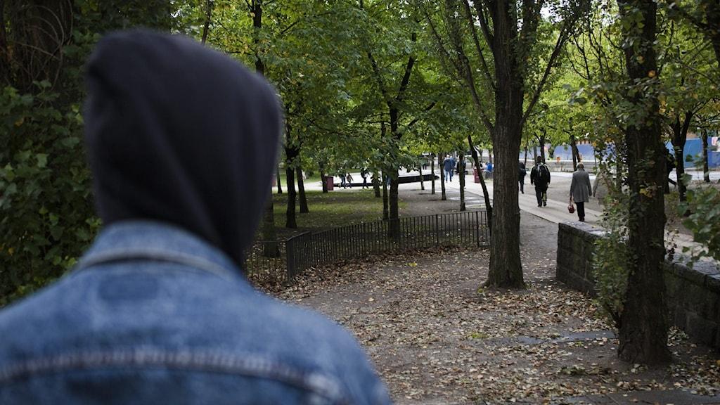 Förra året var det 27 000 våldsbrott och narkotikabrott, där den misstänkta personen var under 18 år.
