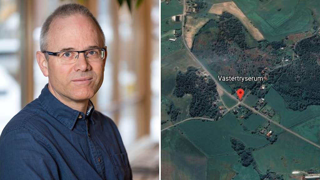 Björn Lund, seismolog på Uppsala universitet säger att jordskalv är ovanligt i Östergötland.
