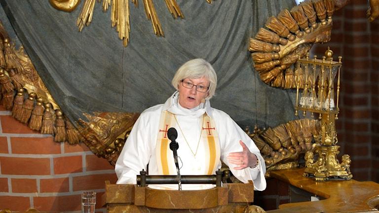 Ärkebiskop Antje Jackelén.
