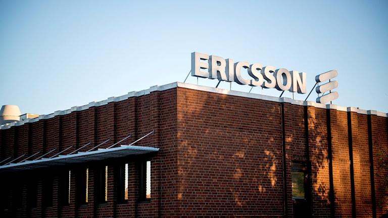 Ericssons fabrik i Kumla.