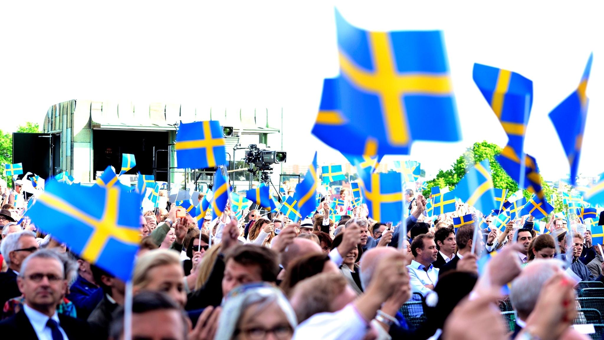 nationaldagen stockholm 2016