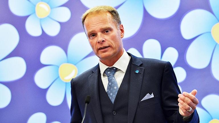 Stefan Jakobsson, Sverigedemokraternas talesperson för skolpolitik.